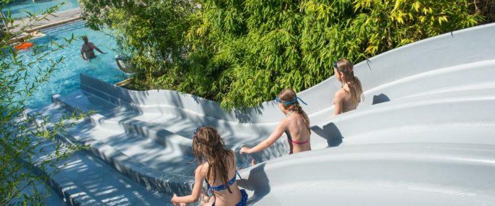 Où trouver un camping avec parc aquatique en Ardèche ?