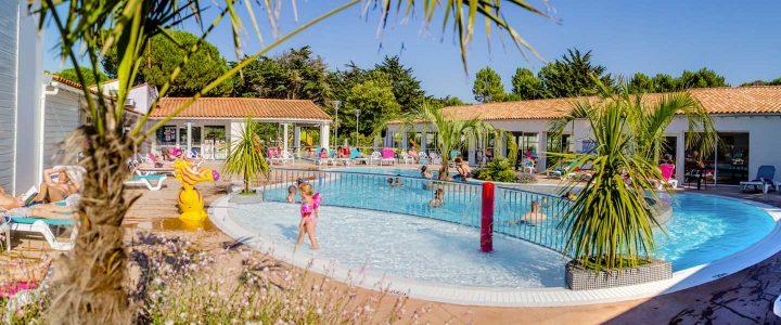 Camping avec piscine : notre top 3 sur l'Île de Ré